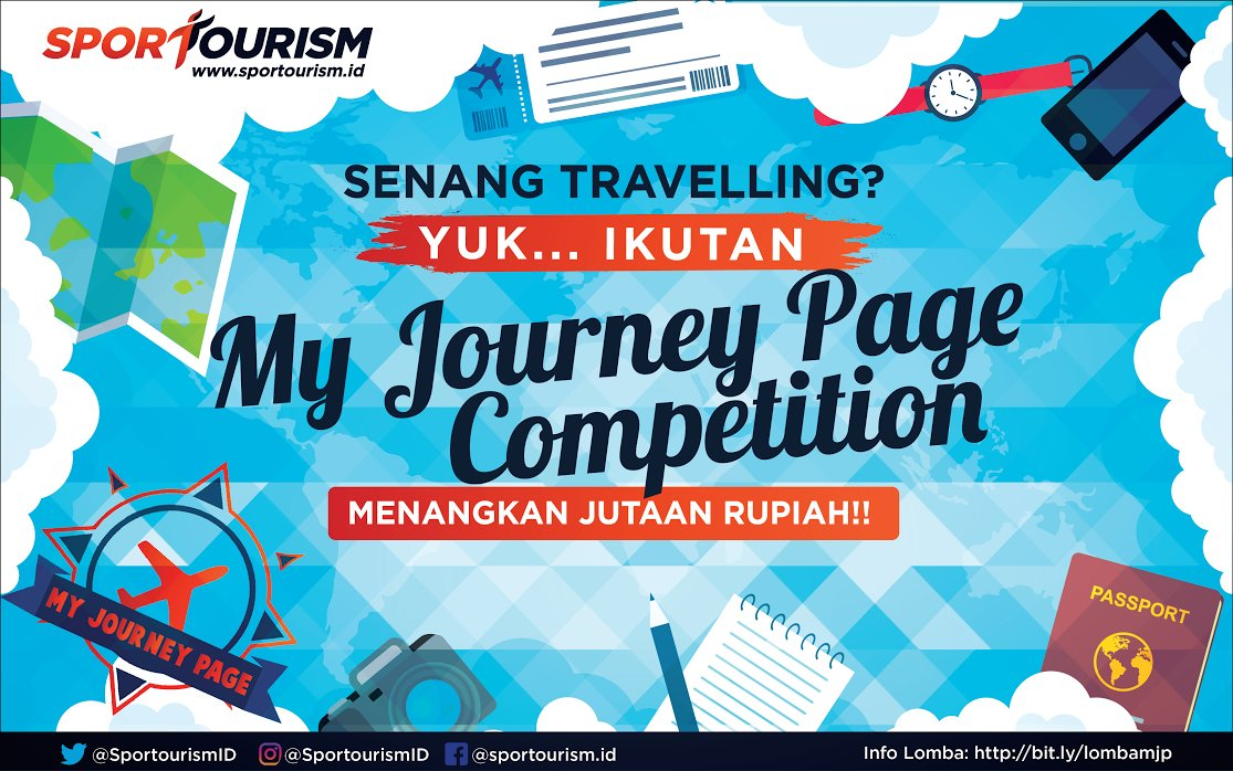 My Journey Page Competition 2017