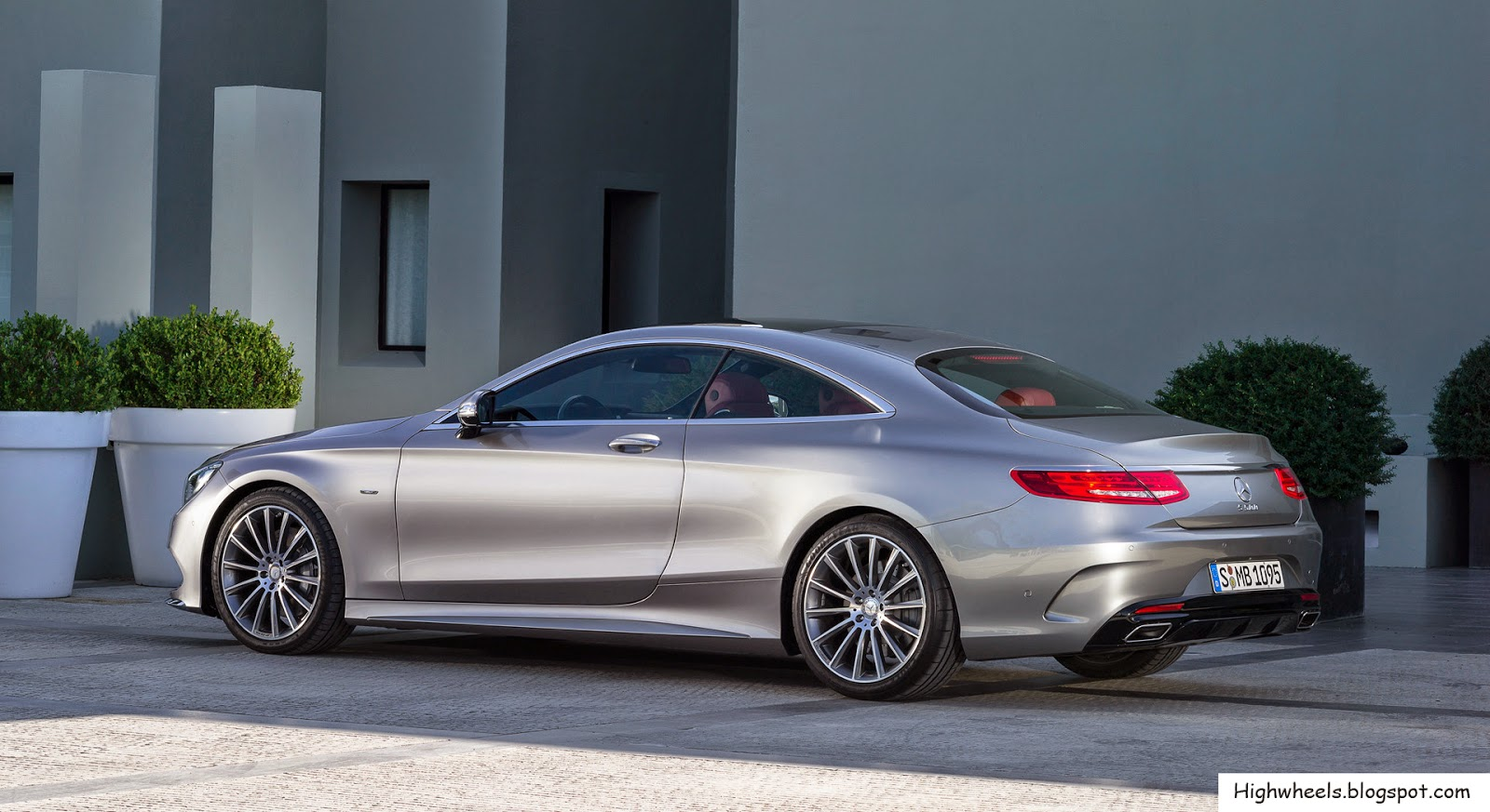 2015 mercedes benz s class coupe high wheels. Black Bedroom Furniture Sets. Home Design Ideas