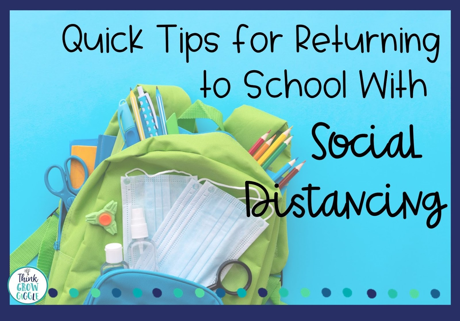 social distance classroom ideas