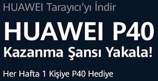 Huawei P40 Kazan