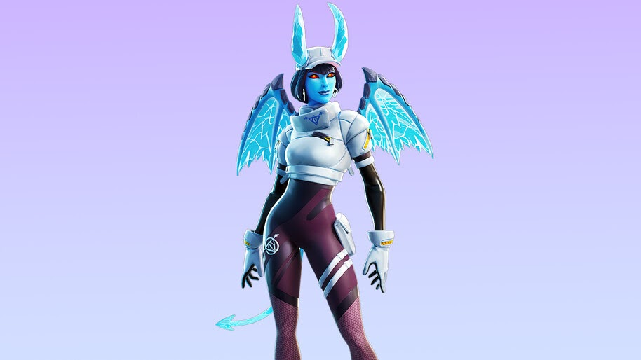 Shiver, Fortnite, Skin, Outfit, 4K, #3.1518
