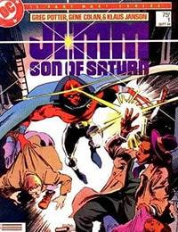 Read Jemm, Son of Saturn comic online