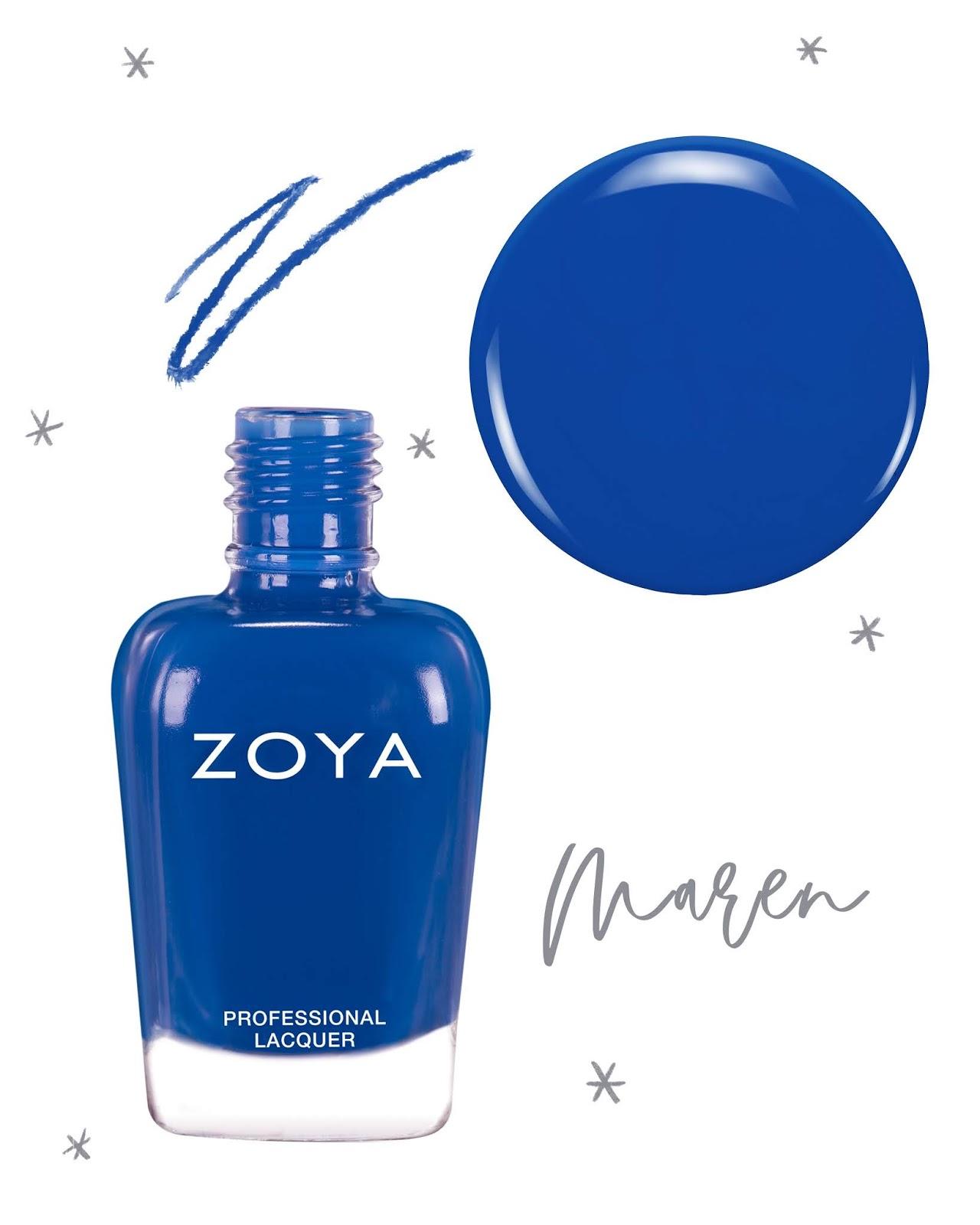 Zoya Maren