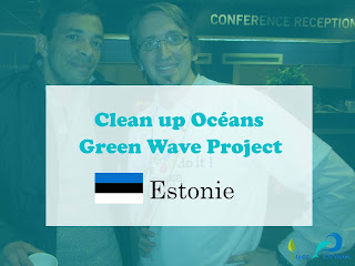 Conference - 2013 - Clean up Océans Green Wave Project . Estonie