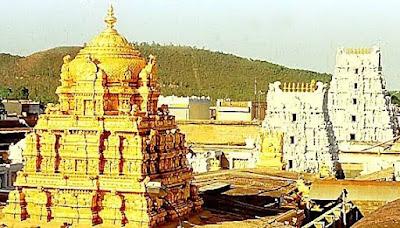 Venkateswara Tirupati Balaji Temple