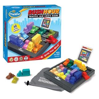 Rush Hour game - Atasco - juego de lógica, puzle de Think Fun