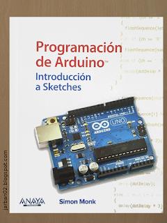 jarban02_pic110: Programación de Arduino de Simon Monk