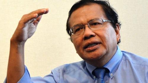 Nasihati Sri Mulyani, Rizal Ramli: Kenaikan PPN Bikin Ekonomi Makin Nyungsep
