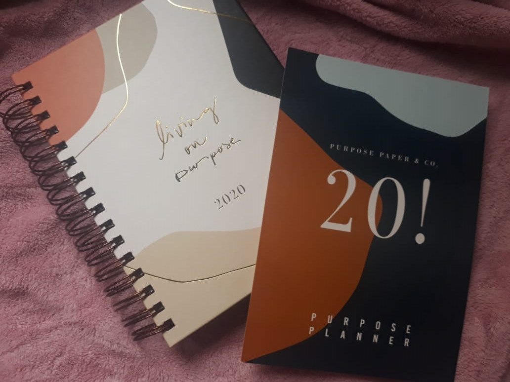 Planner 2020: Living on purpose da Purpose Paper & Co.