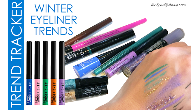 EYELINER TRENDS WORTH TRYING THIS WINTER