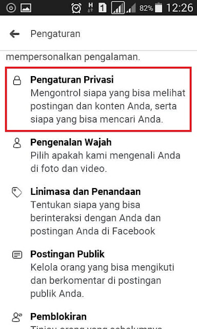 Cara Menyembunyikan Daftar Teman Facebook Lewat HP Android Dan PC