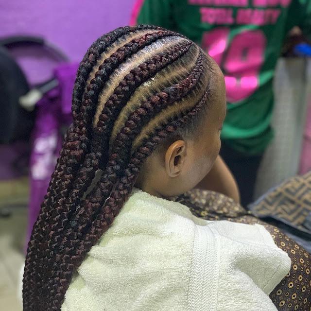 African Ghana Hairstyles