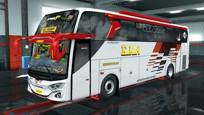 Livery EKA AKAP REPACK #1 JB3 Adudu cvt Diny