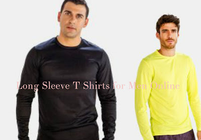 Long Sleeve T Shirts for Men Online