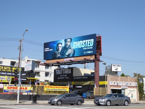Ghosted season 1 billboard