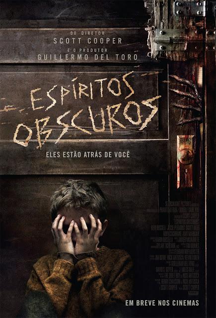 Espíritos Obscuros | Trailer legendado da nova produção de Guillermo Del Toro