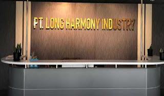 PT Long Harmony Industry Bandung