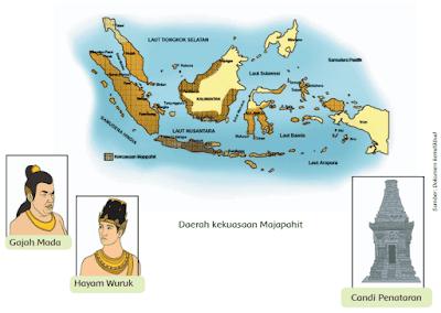 Daerah kekuasaan Majapahit www.simplenews.me