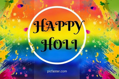 New - Happy Holi Images, Pictures,Wallpaper, Wishes  [2020]