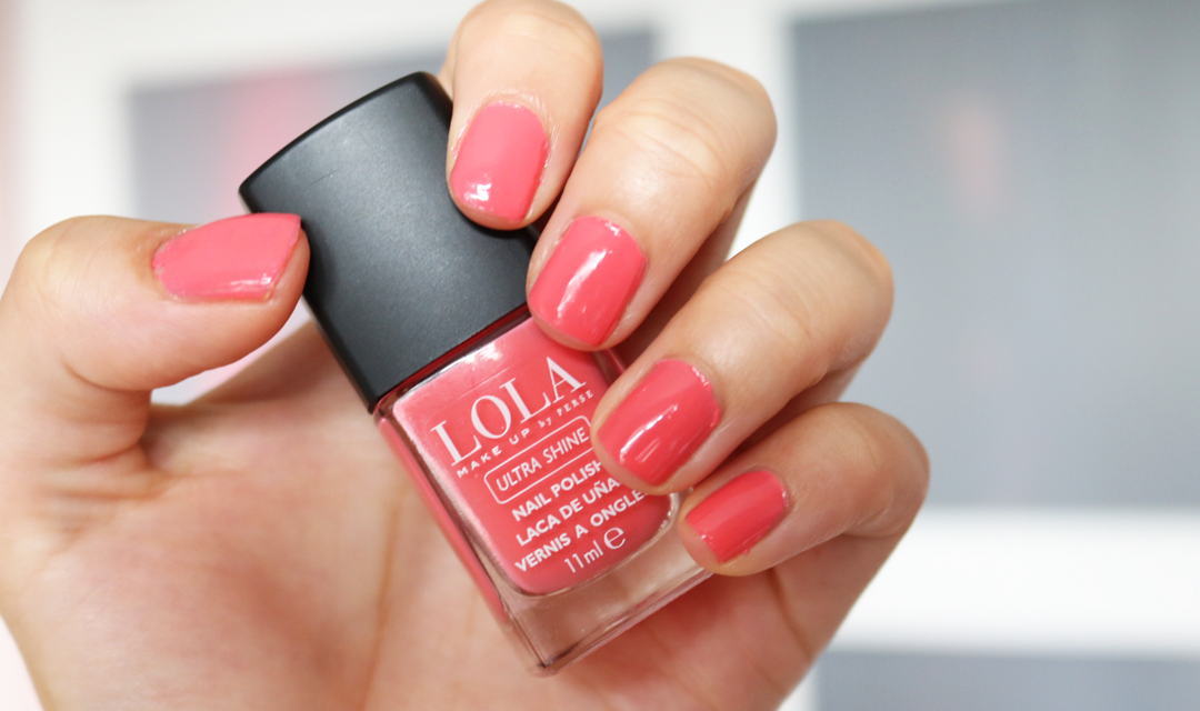 LOLA Ultra Shine Nail Polish in Prom Queen 039