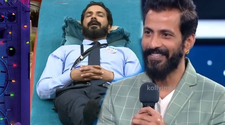 Jithan Ramesh is the first eviction of this week, one more tomorrow