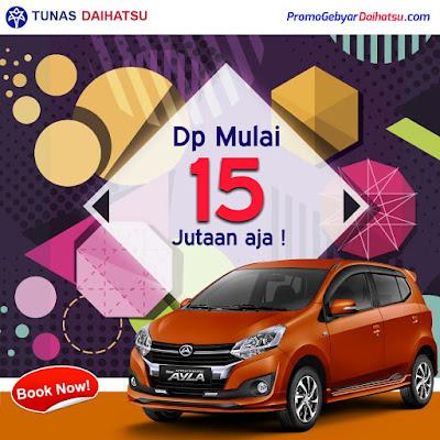 Promo Kredit Daihatsu Ayla September 2017 Jakarta Timur
