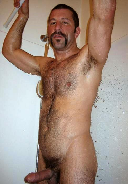 Nude men over 50