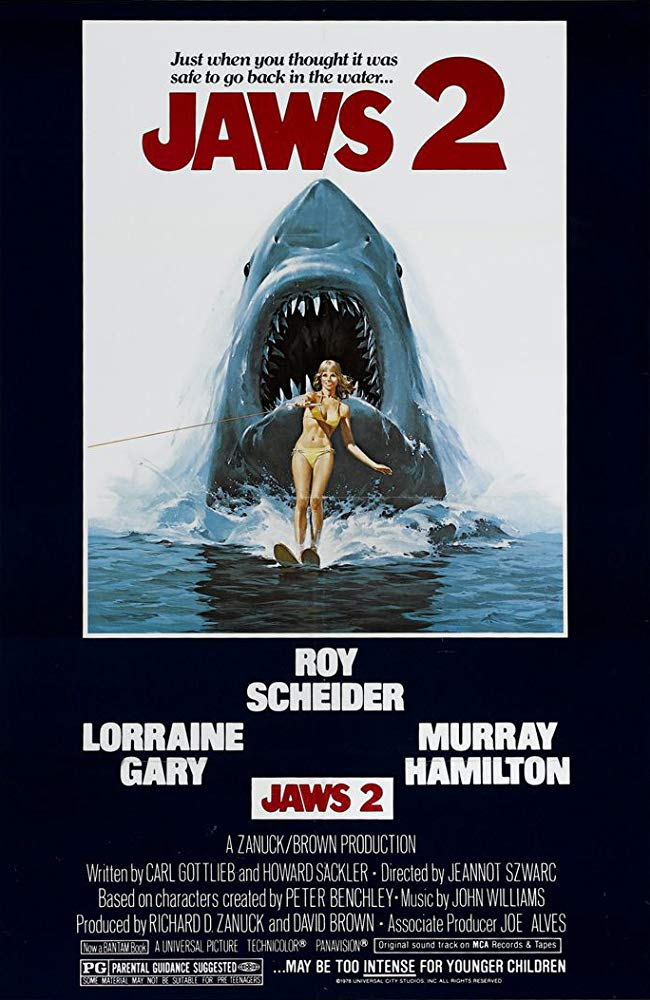 Review Jaws 2 (1978)