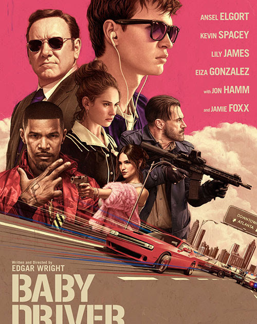 3 Thoughts on Baby Driver