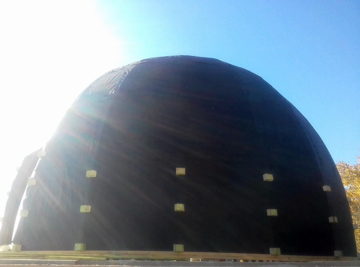 Купольный проект Севастополь, Крым
