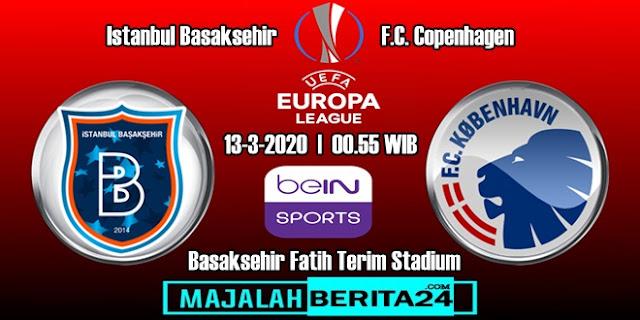 Prediksi Istanbul Basaksehir vs FC Copenhagen