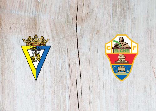 Cádiz vs Elche -Highlights 16 May 2021