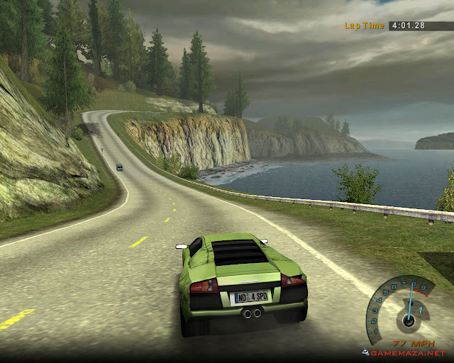Need For Speed Hot Pursuit 2 Gameplay Screenshot 3