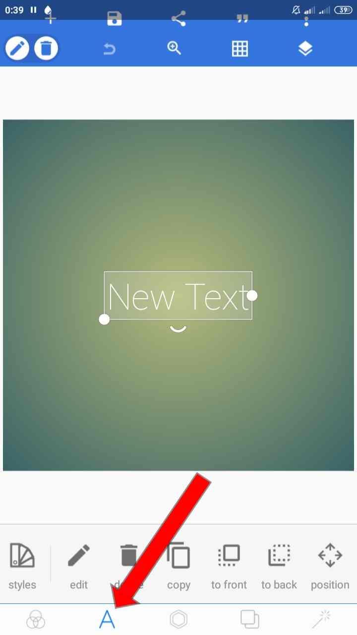 Cara Menambahkan Font Di Pixellab Simple Dan Cepat