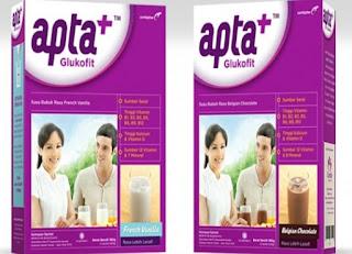 Harga Susu Apta Glukofit Terbaru