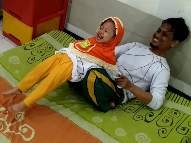 Terapi Thai Massage untuk Anak? Begini Caranya...