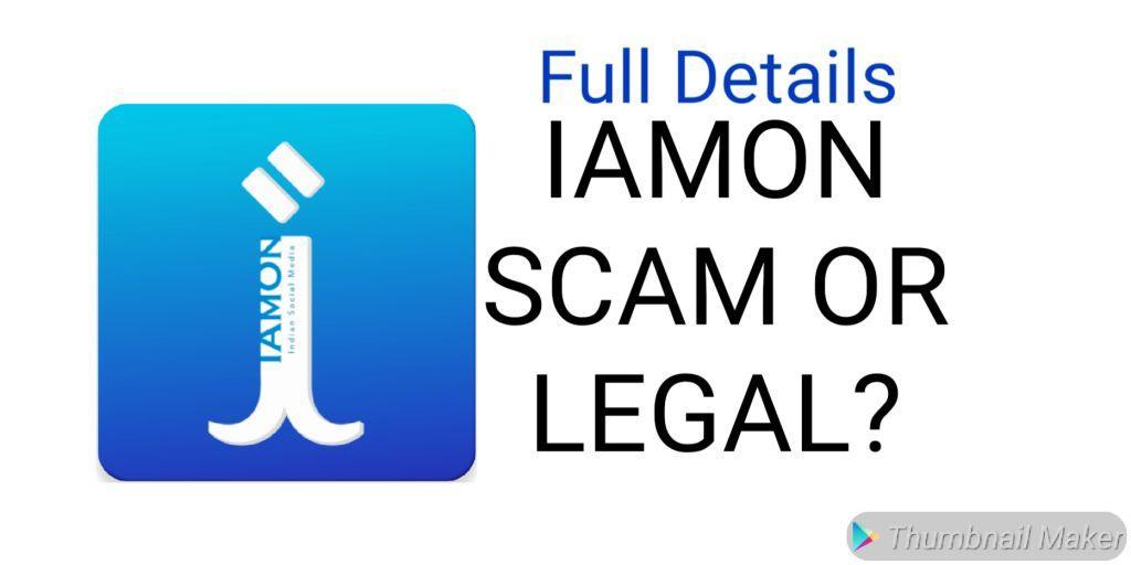 IAMON full business plan