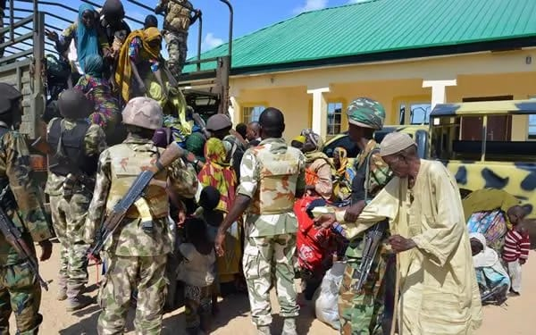 The Nigerian Army said it had recuperated 55 grouped weapons from suspected hoodlums in the Niger Delta.