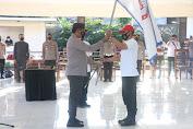AKBP Bambang Gatot Pimpin PBVSI Kota Tomohon Usai Dilantik Nana Sudjana