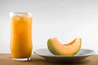 zumo de melón