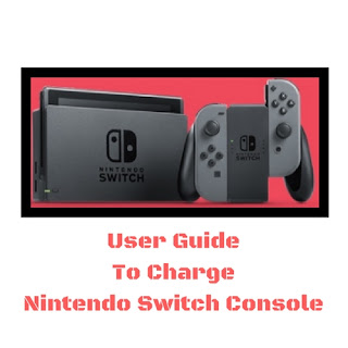 Nintendo Switch Charging Time