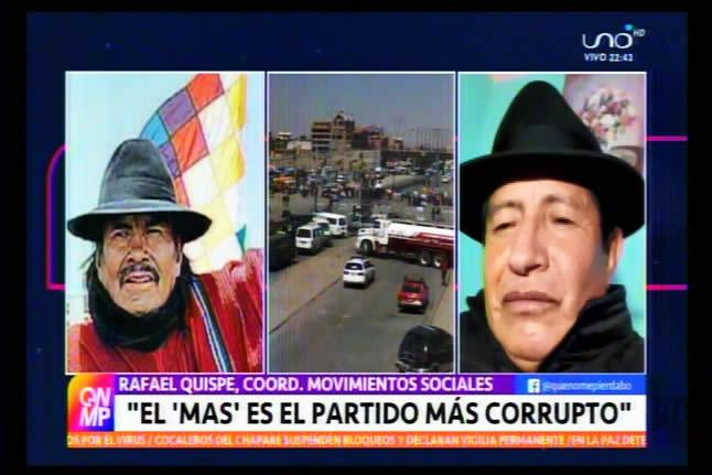 VIDEO: COB DA CUARTO INTERMEDIO A BLOQUEOS TRAS 12 DÍAS DE MOVILIZACIONES