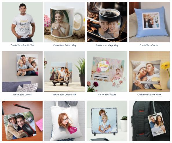 Tempah Hadiah Bercetak Di Printcious.com Online Gift Shop