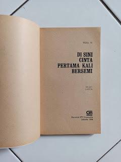 1 Novel karya Mira W