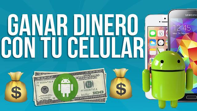 Ganar dinero con aplicaciones Android