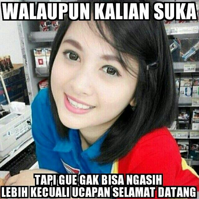 Kumpulan Gambar2 Meme Lucu Kocak Indonesia  Gambar Lucu Terbaru