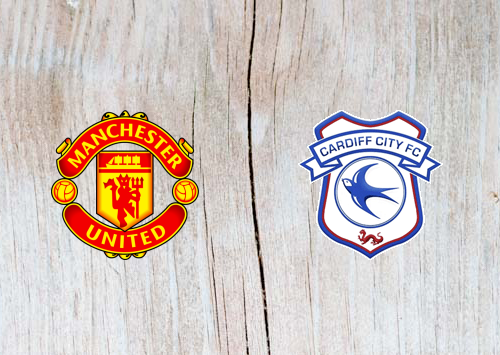 Manchester United vs Cardiff City  Full Match & Highlights 12 May 2019