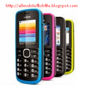 Nokia 110 RM-827 Latest Flash File Free Download