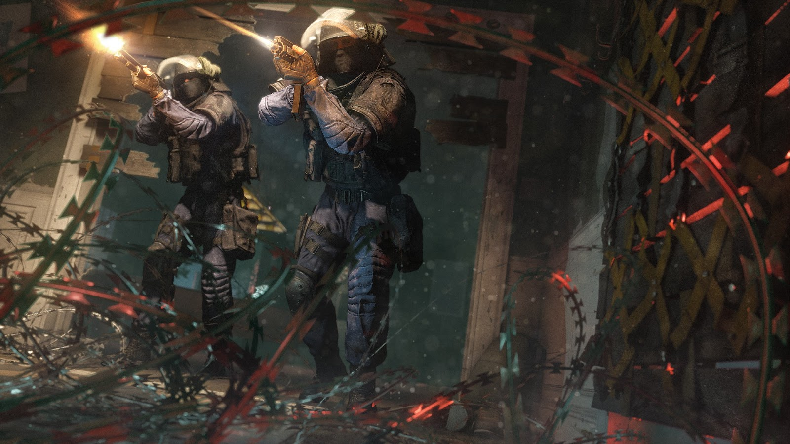 247 Games Info Rainbow Six Siege Introduces The Gign Team Of