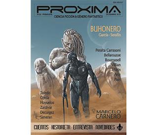 Revista PROXIMA Nro 28, Diciembre 2015 < DESCARGAR PDF >